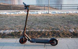 Все об электросамокате Xiaomi Mijia Electric Scooter Pro — эстетичный и безопасный скутер