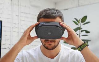 Обзор бюджетных очков виртуальной реальности Mi VR Play 2