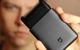 Популярные бритвы Xiaomi