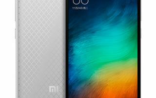 Описание телефона Xiaomi redmi 3 и отзывы