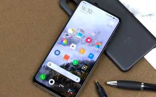 Обзор модели смартфона Xiaomi Mi Mix 4