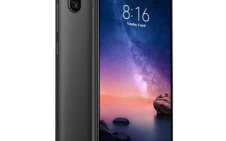 Обзор смартфона Xiaomi Redmi note 6 Pro