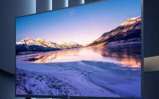 Обзор телевизора Xiaomi Mi TV 4s 43