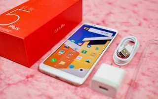 Обзор смартфона Xiaomi Redmi Note 5 Plus