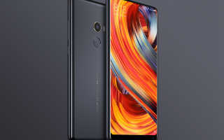 Описание смартфона Xiaomi mi mix