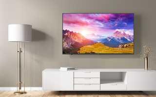 Все о Xiaomi TV 4C — обзор умного телевизора