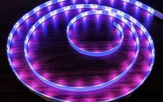 Обзор светодиодной ленты Xiaomi Yeelight Led Light Strips