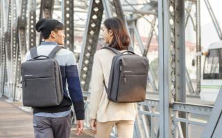 Обзор Xiaomi Urban Life Style — вместительный рюкзак с органайзером