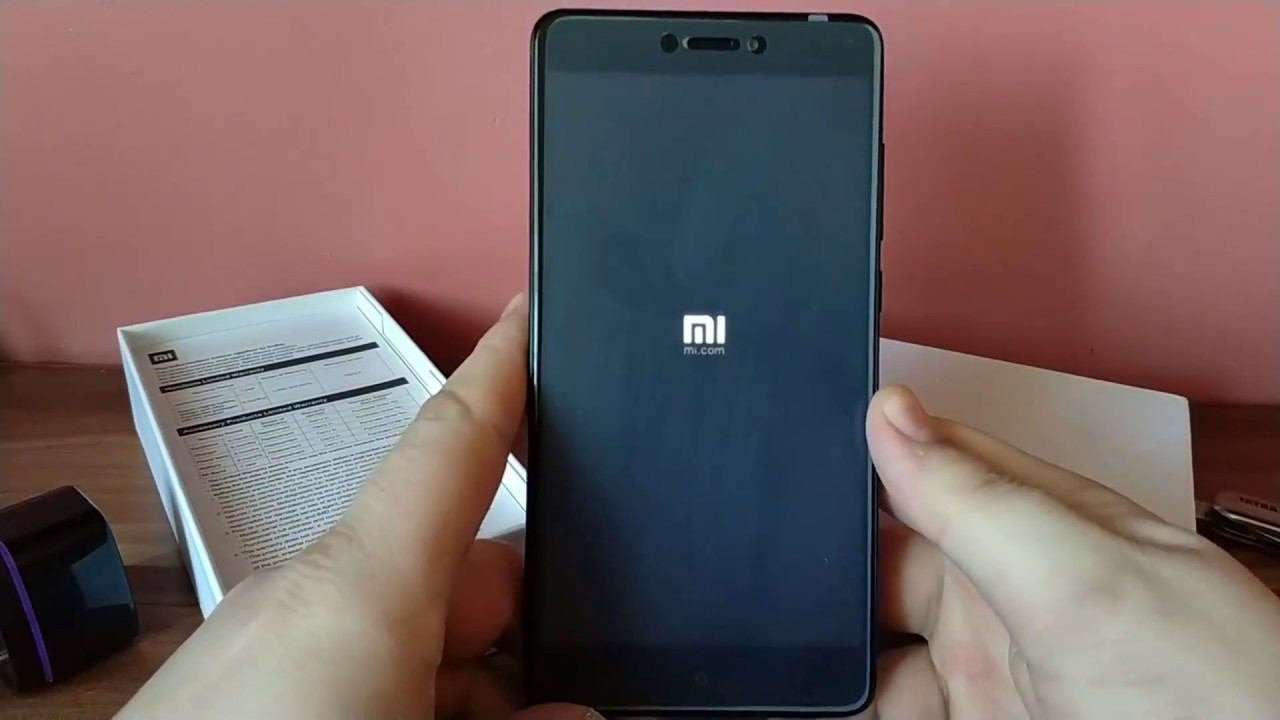 Как прошить Xiaomi redmi note 3