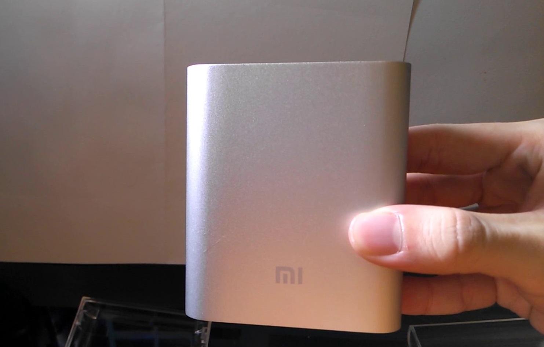Xiaomi mi Power Bank 10400 Mah фото