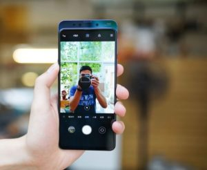 Фотокамера на смартфоне Xiaomi Mi MIX 3