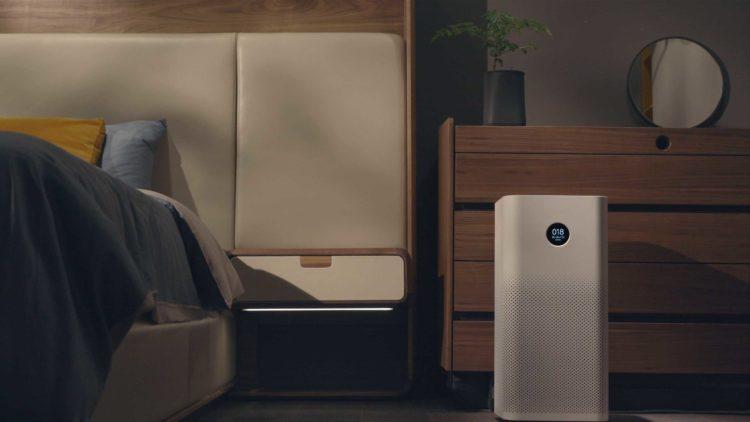 Xiaomi очистители воздуха