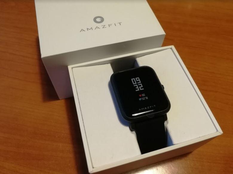 Комплектация умных часовXiaomiAmazfitBip