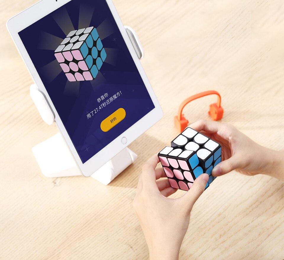 Что умеет кубик рубика Xiaomi Giiker Super Cube i3