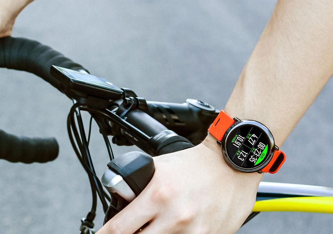 Фитнес-трекер Huami Amazfit Smart watch