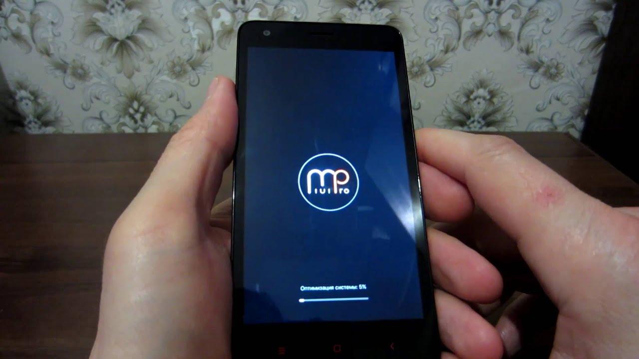 Какие бывают прошивки для Xiaomi Redmi Note 2