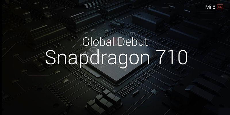 Global Debut Snapdragon 710