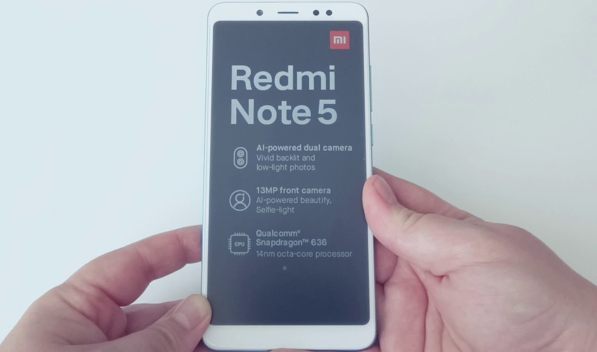 Виды прошивок для Xiaomi Redmi Note 5 и способы их установки