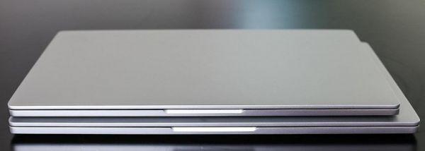 Дизайн крышки ноутбука