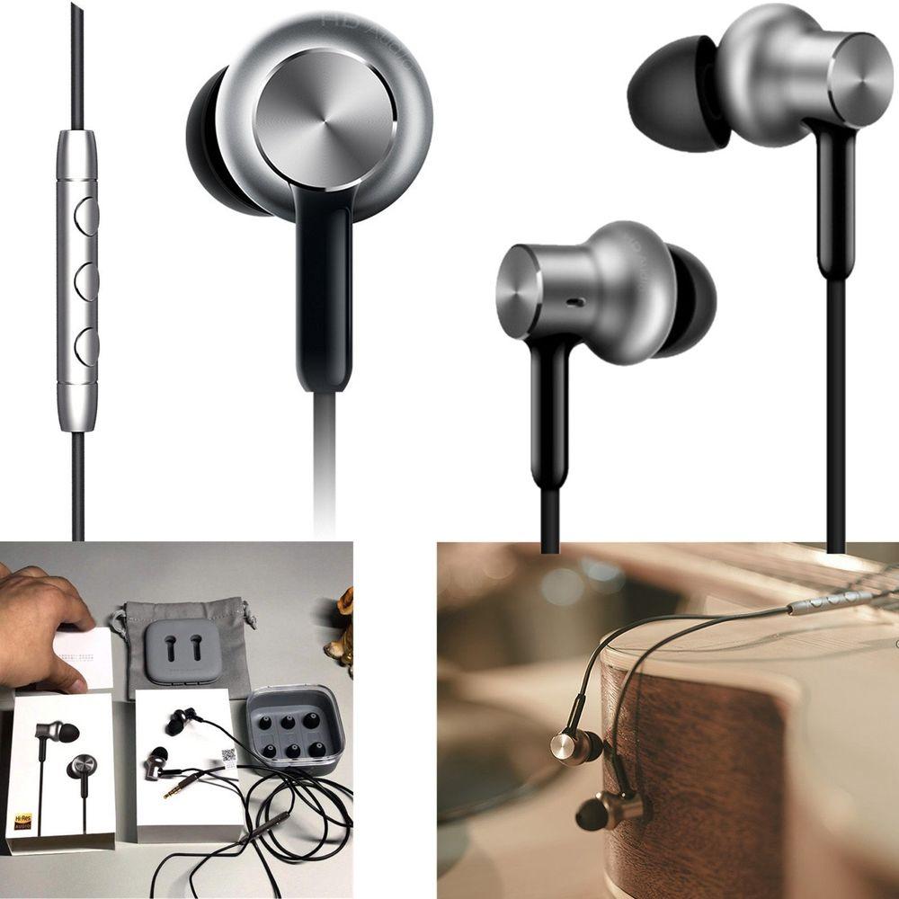 Внешний вид Xiaomi Mi In-Ear Headphones