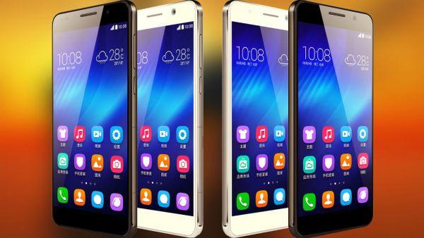 Huawei модельный ряд