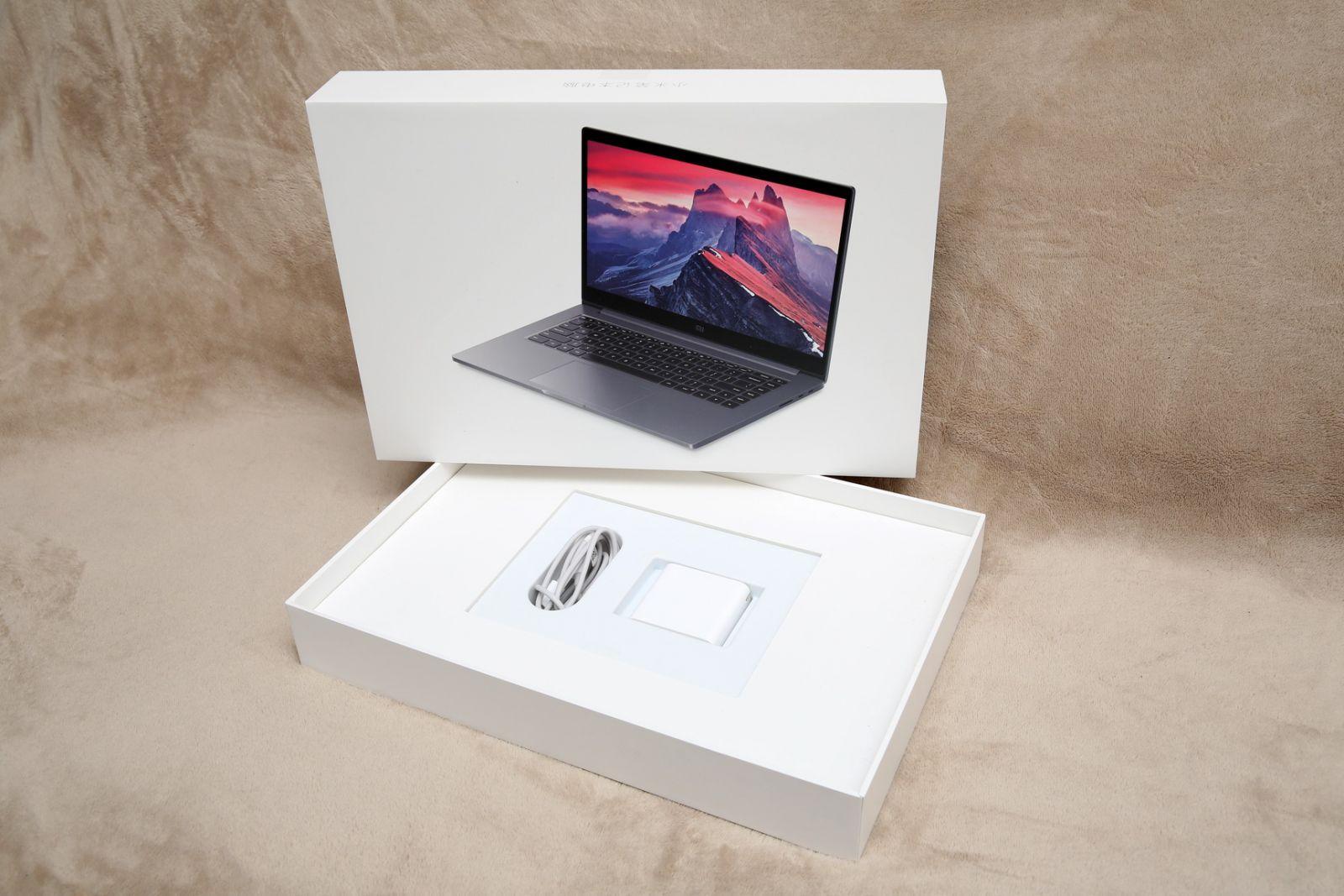 Коробка Xiaomi mi Notebook