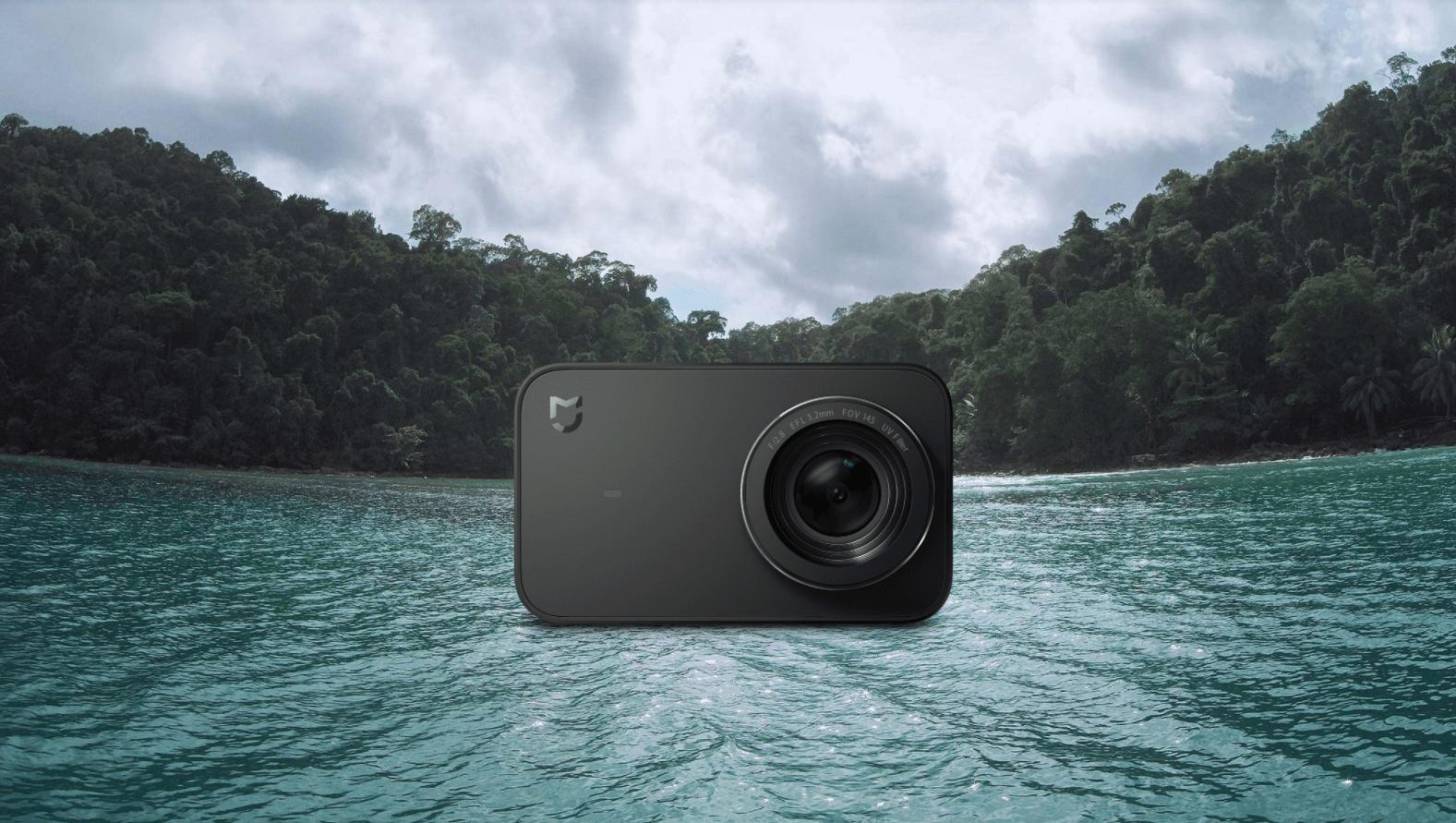 Все о камере Xiaomi Mijia 4k