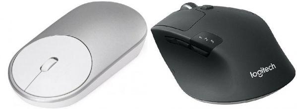 Сравнение Xiaomi Mi Portable Mouse