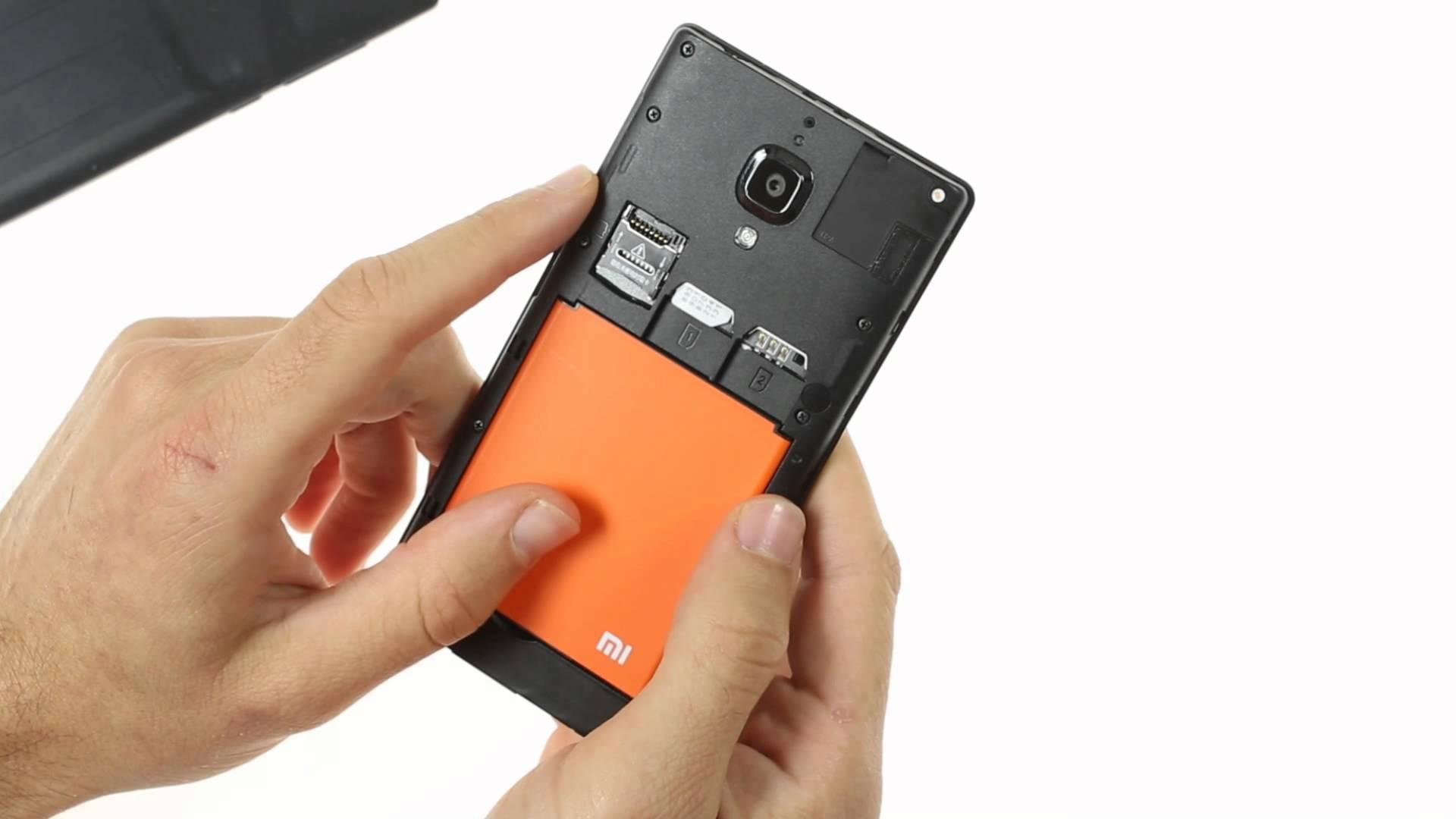 Xiaomi Redmi 1S:
