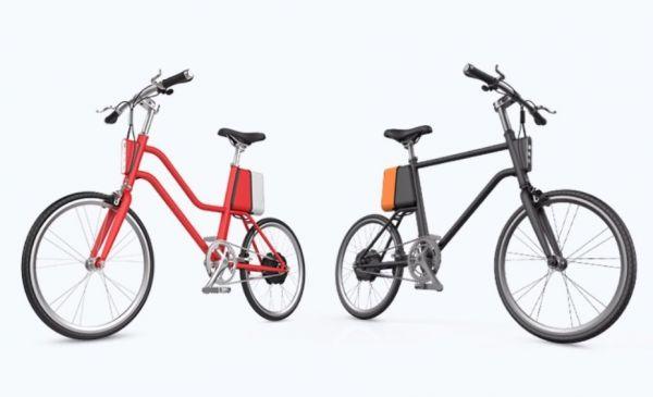 Электровелосипед Yunbike с1