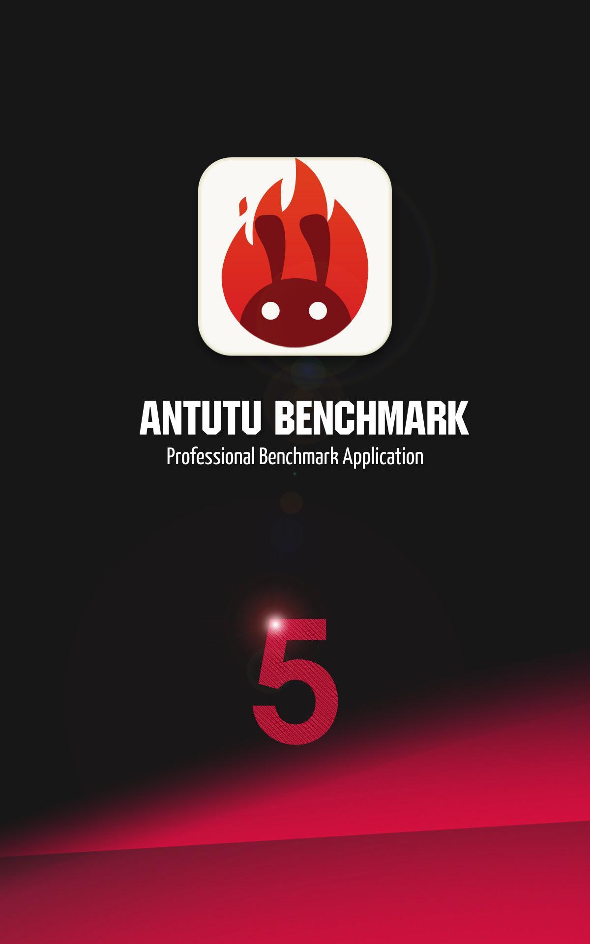 ЗапуститьAntutuBenchmark