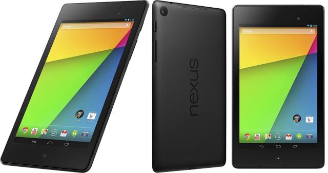 Google Nexus 7 планшет