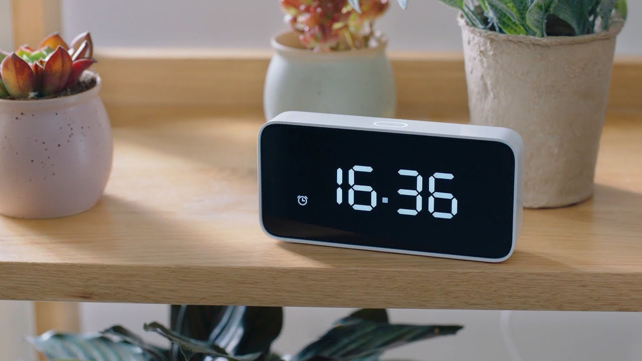AI Smart Alarm Clock