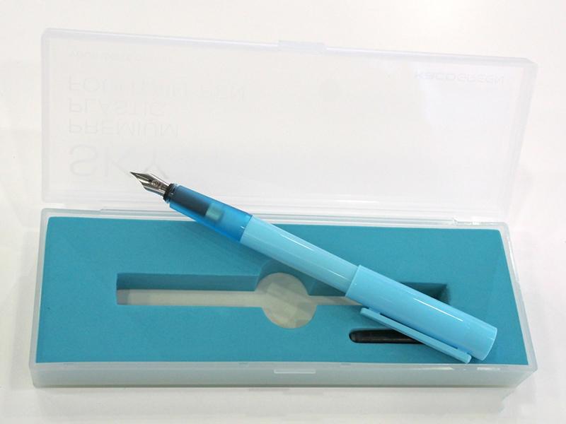 Kaco Sky Premium Plastic Fountain Pen