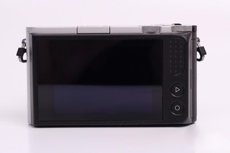 Сенсорный экран и две кнопки