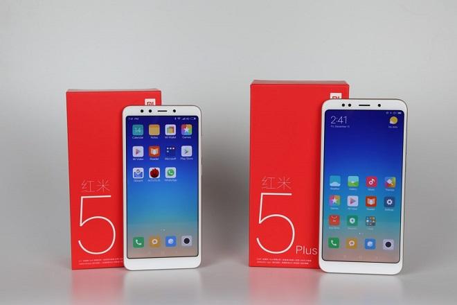 Сравнение смартфонов Сяоми