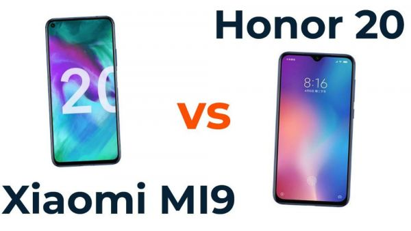 Honor 20 Pro и Xiaomi Mi 9