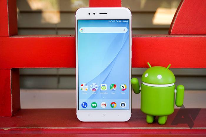 Чистый Android