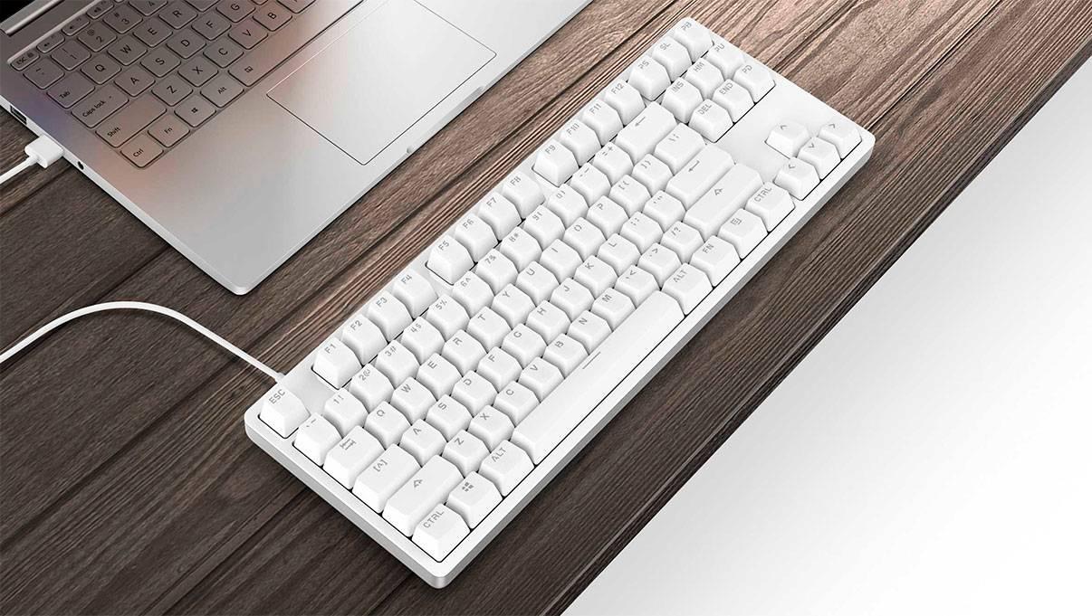Обзор механической клавиатуры Yuemi MK01