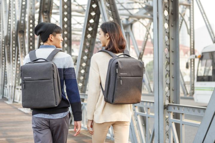 Обзор Xiaomi Urban Life Style - вместительный рюкзак с органайзером