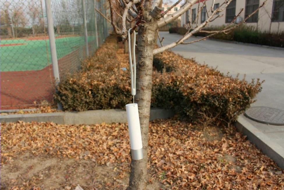 Шнурок - защита фонарика от случайного падения на землю