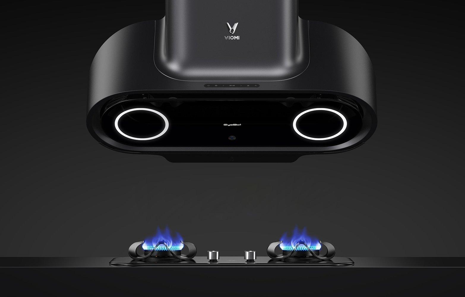 Умная вытяжка Xiaomi Viomi Smart AI Hood EyeBot
