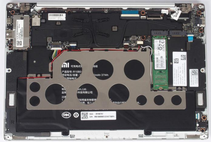 Встроенный аккумулятор литий-полимерного типа