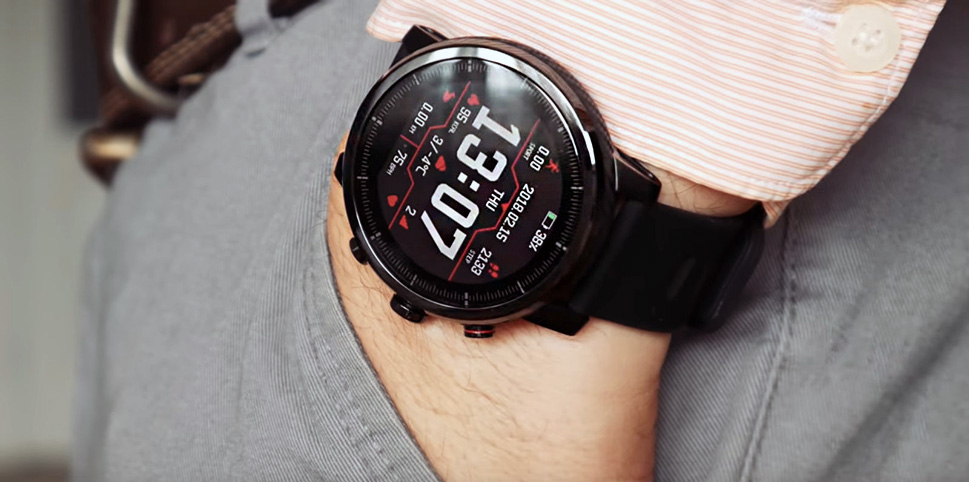 Xiaomi Amazfit Stratos Smart Sports Watch 2