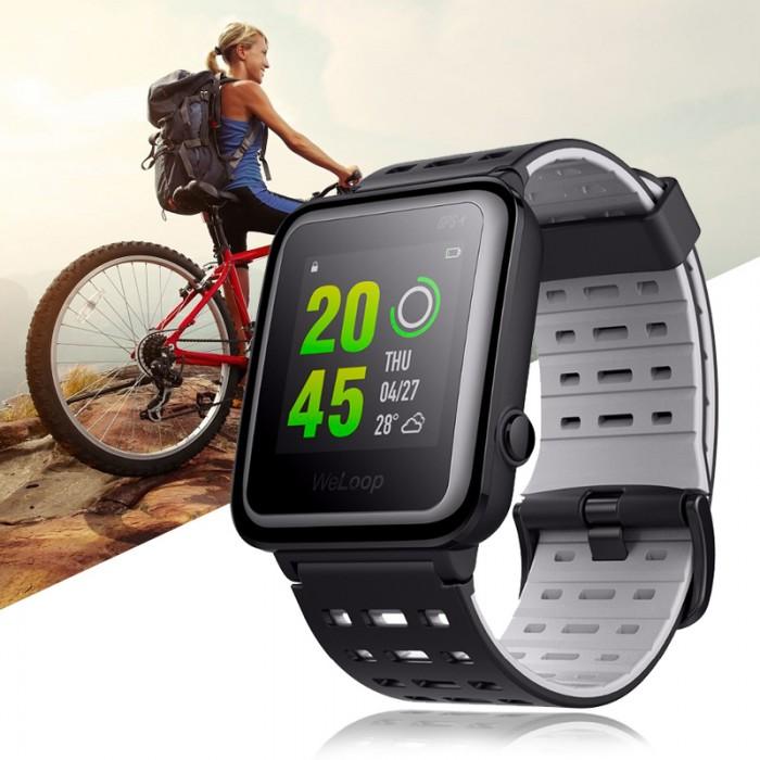 Xiaomi Weloop Hey 3s - обзор спортивных часов Сяоми