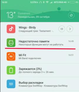 Почему появляется проблема с доступом к памяти на Xiaomi