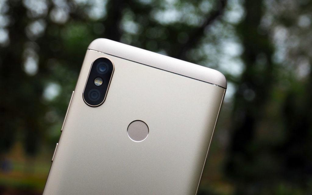 Смартфоны Xiaomi с двойной камерой