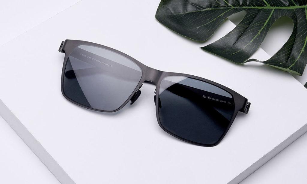 очки ксиоми черные
