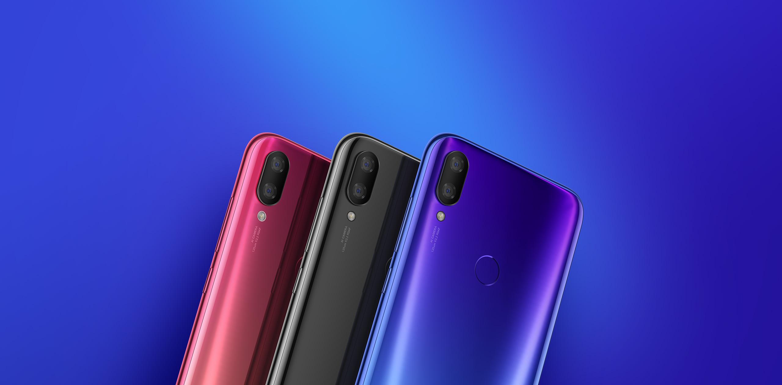 Xiaomi Mi Play - обзор смартфона