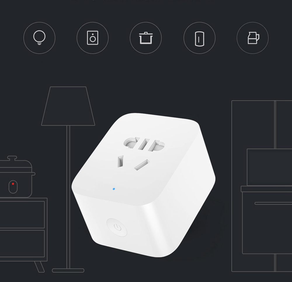 Умные розетки Xiaomi - подробный обзор